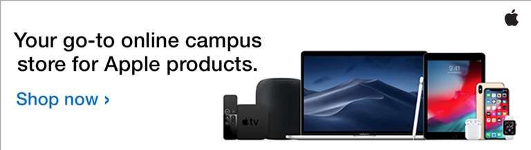 Apple Products for Dominican University