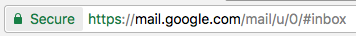 Real Google website url
