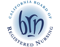 California Board of Registered Nursing embed
