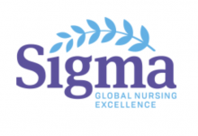 sigma global nursing excellence logo