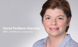 Harriet Reynolds headshot