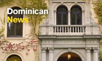 Dominican News: Image of Guzman Hall