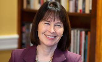 Dominican University of California President Mary B. Marcy