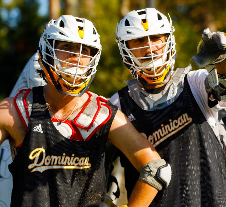dominican university of california mens's lacrosse team