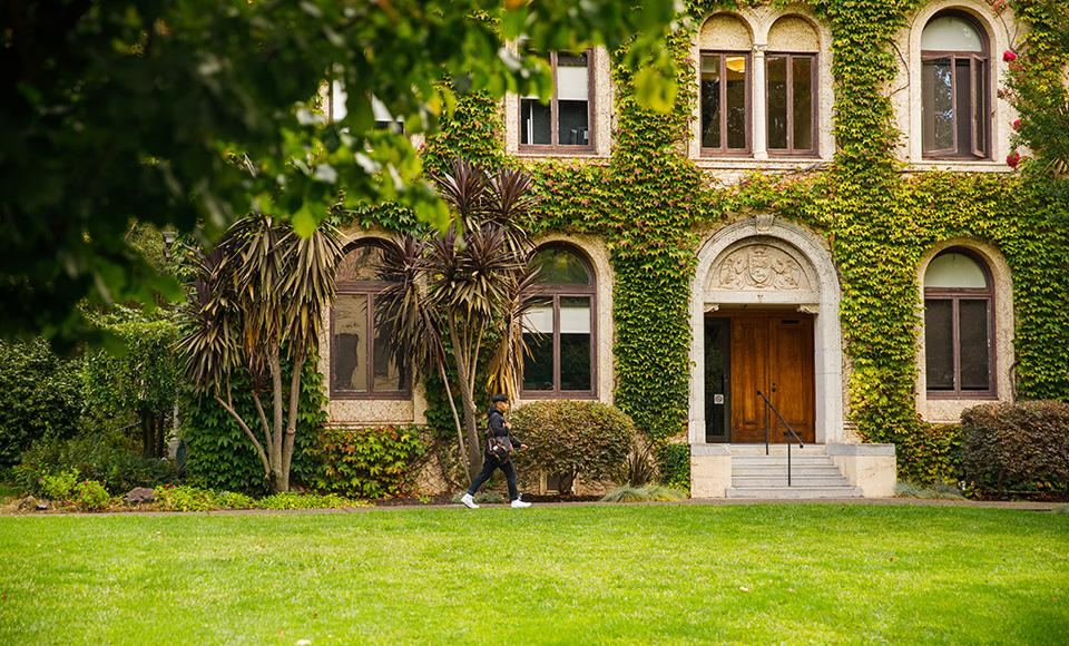 guzman hall at dominican university of california